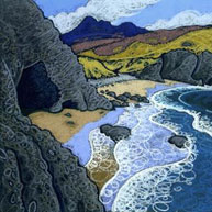 Porthmelgan by Chris Neale