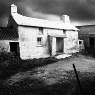 Treleddyd Fawr Cottage by David Wilson