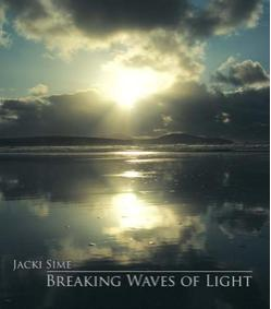 Jacki Sime Breaking Waves of Light book