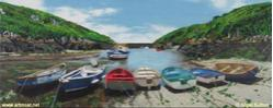 Nigel Sutton - Boats at Porth Clais