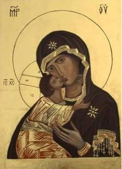 Sara Crisp - The Vladimir (Mother of God)