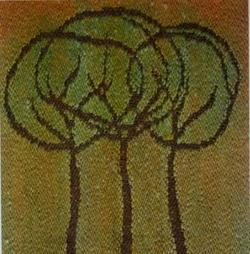 Riitta Sinkkonen Davies - Three Trees